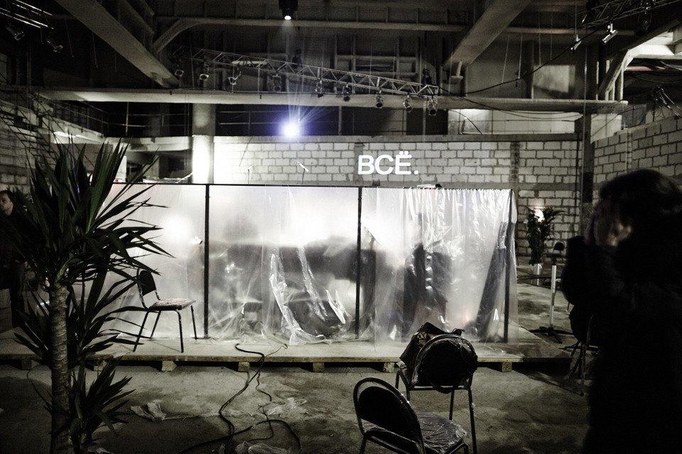 «Три четыре»: Фоторепортаж с репетиции оперы в подвале Москва-Сити. Изображение № 24.