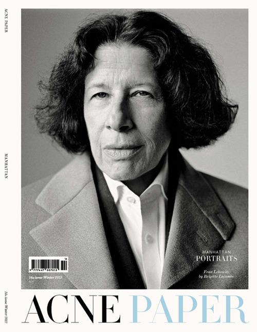 Показаны новые обложки Acne Paper, Contributor, Interview и Vogue. Изображение № 3.