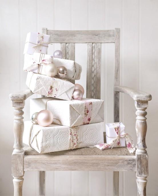 55 идей для упаковки новогодних подарков. Изображение №110.
