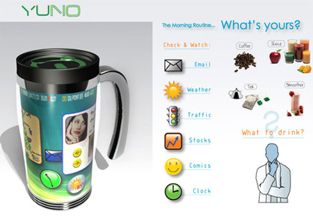 Всеновости водной чашке кофе. Изображение № 2.