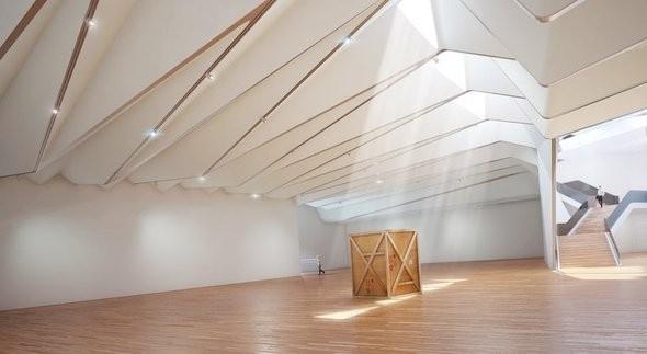 Музей Виктории и Альберта: новый архитектурный проект. Изображение № 4.