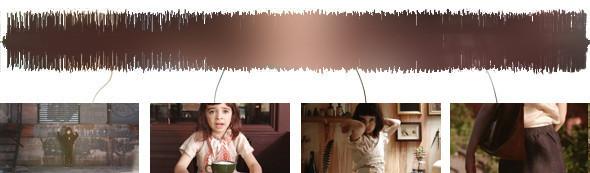 Клип дня: Девочка-маг и School of Seven Bells. Изображение № 1.