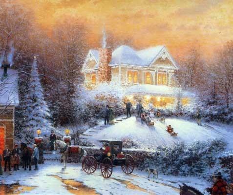 Рождественский дух. Изображение № 29.