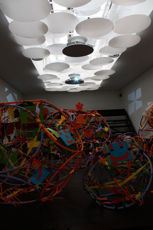 Международная выставка современного исскуства вВенеции. Изображение № 31.