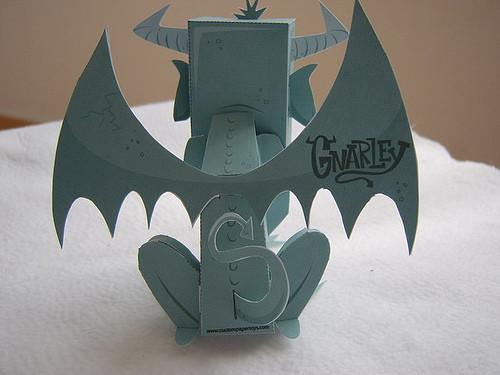 Paper Toys. Изображение № 13.