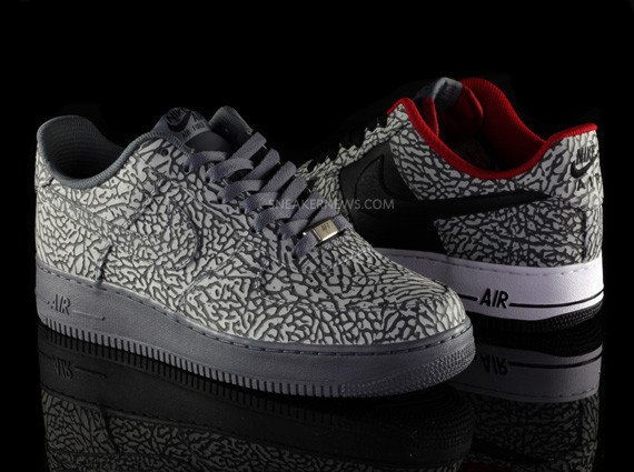 Nike Air Force 1 iD Elephant Print – Sneaker News Editions. Изображение № 16.
