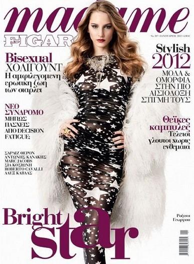 15 обложек с вещами из коллекции Dolce & Gabbana FW 2011. Изображение № 19.