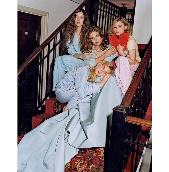 Изображение 43. Съемки: AnOther Man, Interview, Madame Figaro и Vogue.. Изображение № 42.