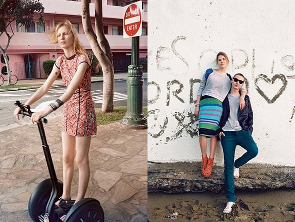 Лукбук: Эшли Смит, Юрий Плескун и другие для Urban Outfitters. Изображение № 6.