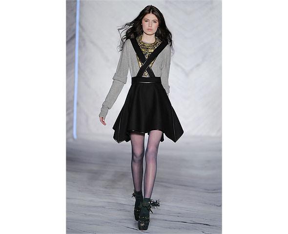 Неделя моды в Нью-Йорке: Шестой и седьмой дни. Изображение № 6.
