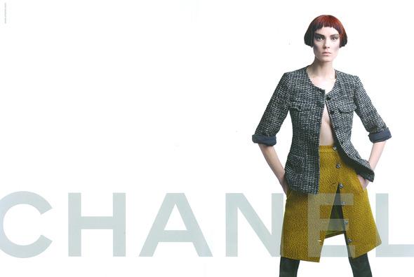Кампании: Chanel, Calvin Klein и другие. Изображение № 17.