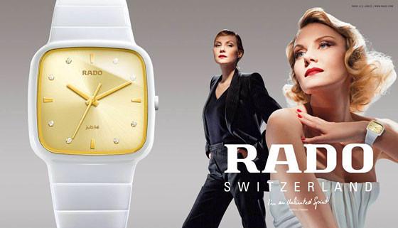 Рената Литвинова стала официальным лицом часов Rado. Изображение № 1.