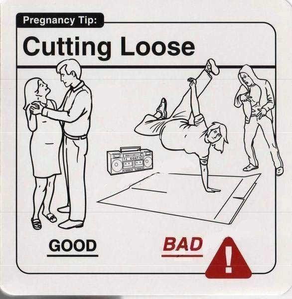 Инструкция длянемного беременных часть 2. Изображение № 3.