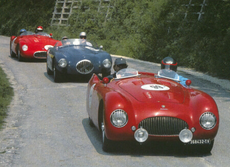 Mille Miglia. Изображение № 1.