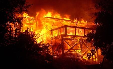 Пожары вКалифорнии. Изображение № 27.
