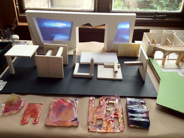 Роскошный стол для дизайн-гурманов. Изображение № 13.