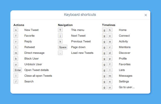 10 незаметных интерфейсных решений компании Twitter. Изображение № 12.