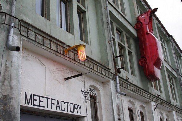 Изображение 3. Кто живет в Праге. Часть первая: чехи.. Изображение № 10.