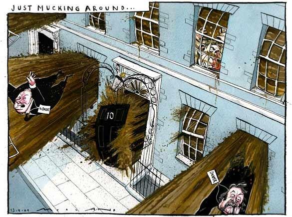 Политические карикатуры отMorten Morland. Изображение № 11.