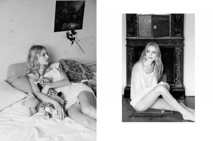Lula, Harper's Bazaar и Vogue показали новые съемки. Изображение № 17.