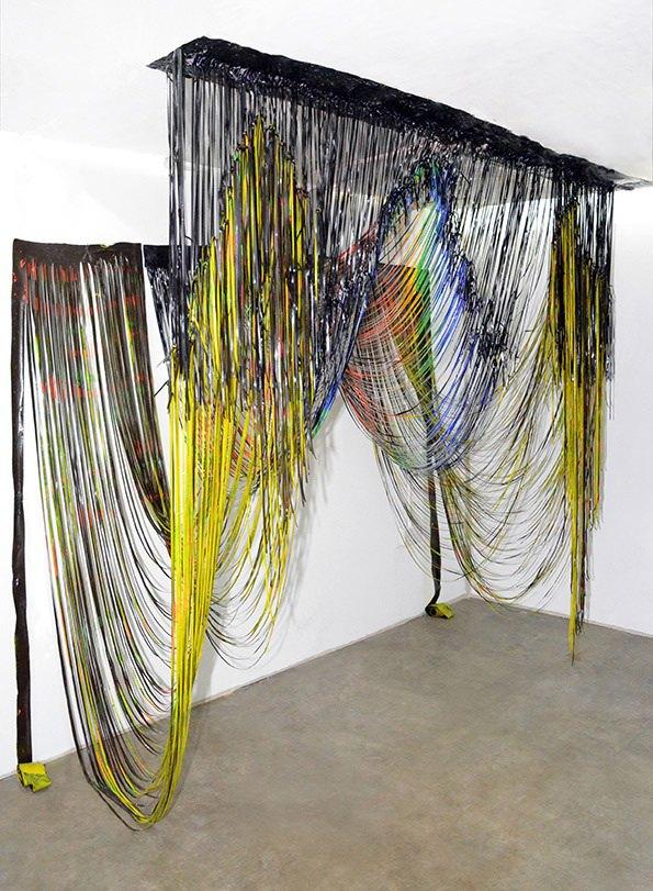 В Лондоне открылась выставка 3D-живописи. Изображение № 4.