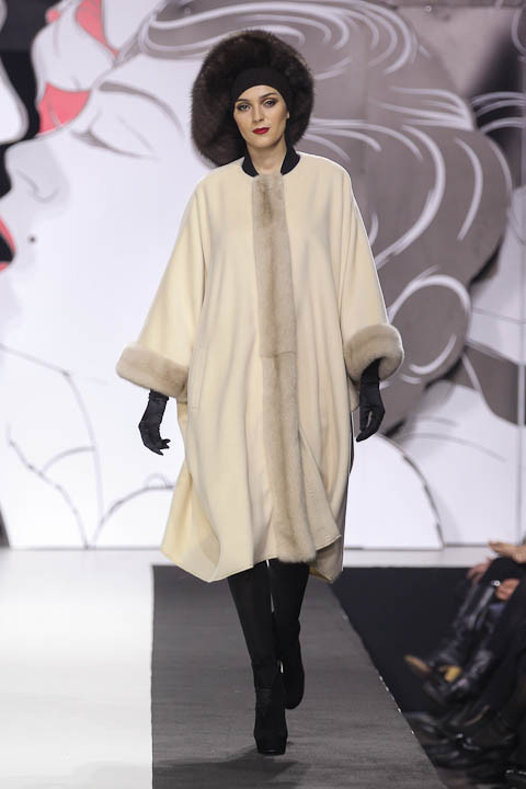 """Коллекция """"La Femme Magnifique"""" Модного Дома Игоря Гуляева. Изображение № 40."""