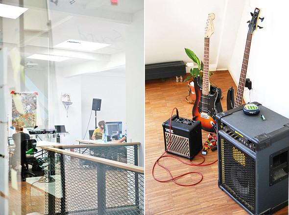 Офис недели - Soundcloud. Изображение № 18.