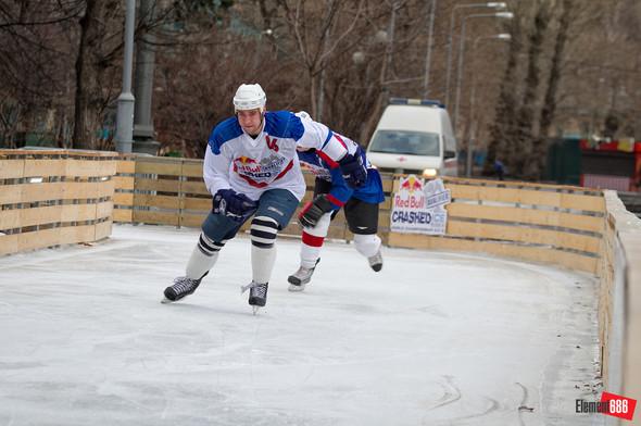 Red Bull Crashed ICE отборочный этап (Москва, Парк Горького). Изображение № 9.