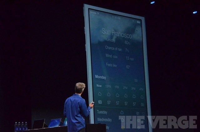 Трансляция: Apple представляет новую iOS и другие продукты. Изображение № 24.