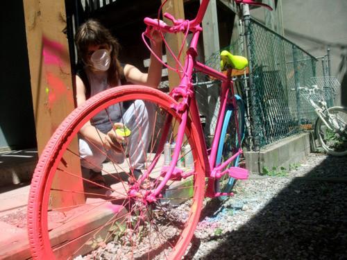Good Bike Project: велосипед как искусство. Изображение № 9.