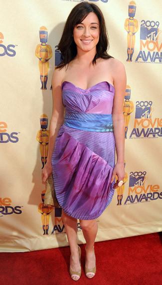 Наряды сMTV Movie Awards 2009. Изображение № 38.