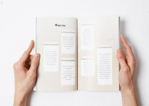 Концепт брошюры для БВШД-2010. Изображение № 1.
