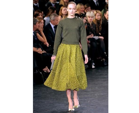 Можно все: Модели на показе Louis Vuitton. Изображение № 37.