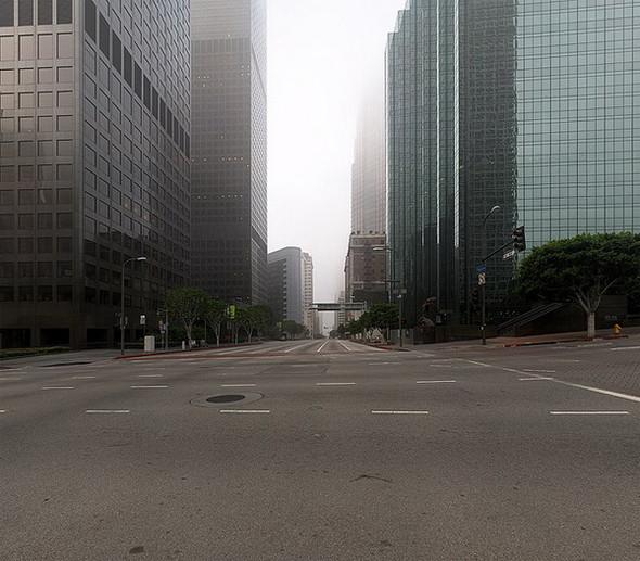 Мертвый город. Лос-Анджелес. Изображение № 7.