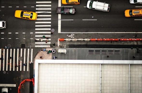 Взгляд сверху от Нэвида Барати. Изображение № 11.