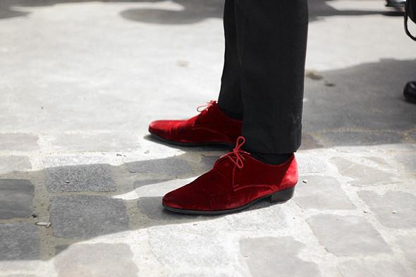 Изображение 55. Детали: Мужская неделя моды в Париже.. Изображение № 55.