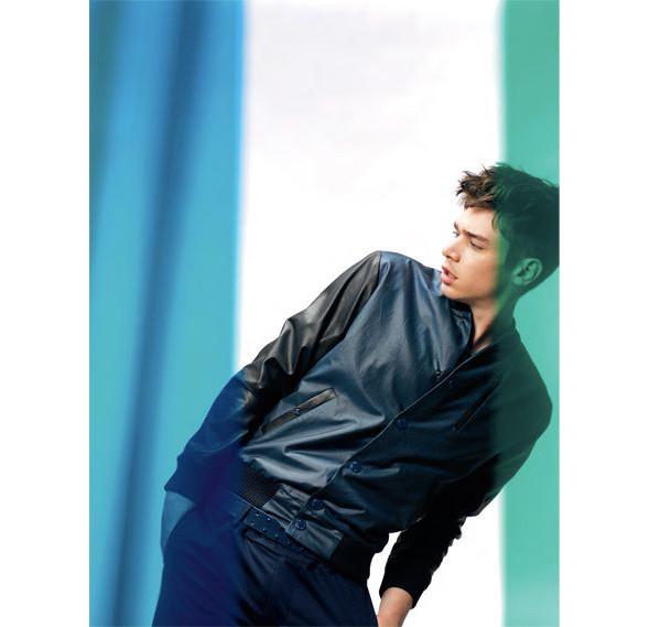 Изображение 25. Мужские лукбуки: Lanvin en Bleu, T by Alexander Wang, Tom Ford и другие.. Изображение № 25.