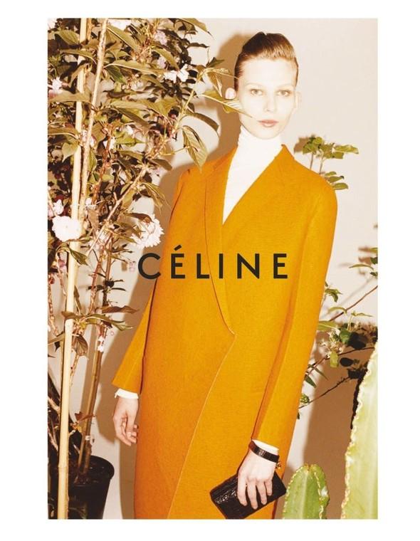 Кампания: Celine FW 2011. Изображение № 6.