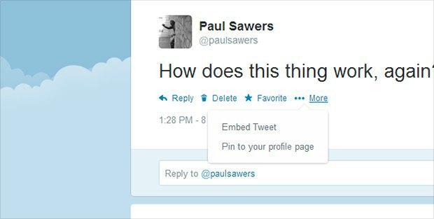 10 новых интерфейсных решений Twitter . Изображение № 3.