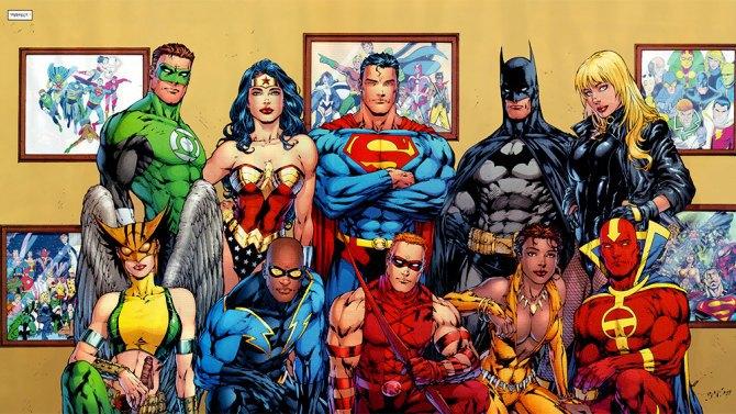 Machinima.com и DC создадут сериал о Лиге Справедливости. Изображение № 1.