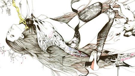 Иллюстрации Дэйвида Брэя грация исексуальный подтекст. Изображение № 2.