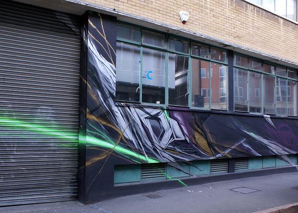 Стрит-арт в Лондоне. Изображение № 31.