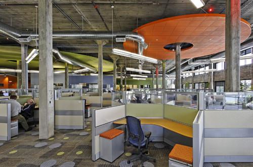Изображение 10. 23 офиса, работать в которых - одно удовольствие.. Изображение № 83.