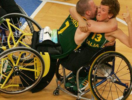 Лучшие фотографии Паралимпийских игр-2008 вПекине. Изображение № 6.
