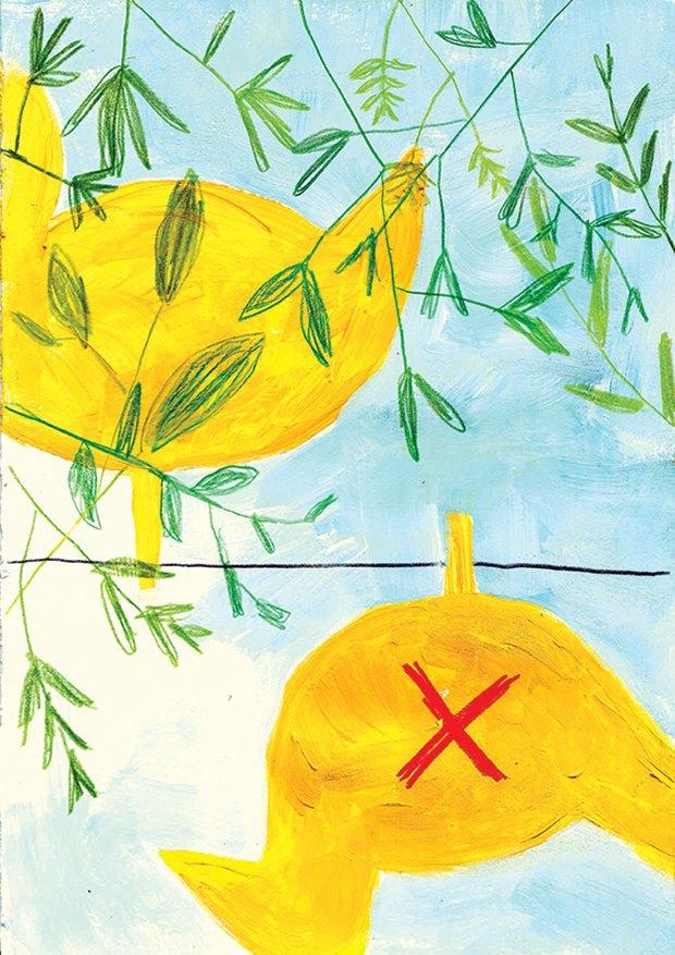 Поступи в Saint Martins: Читательское голосование, часть 8. Изображение № 40.