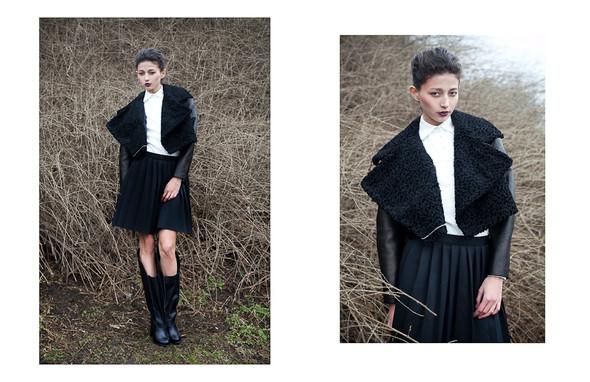 Изображение 22. Lookbook Kamenskayakononova f/w 2011/2012.. Изображение № 22.
