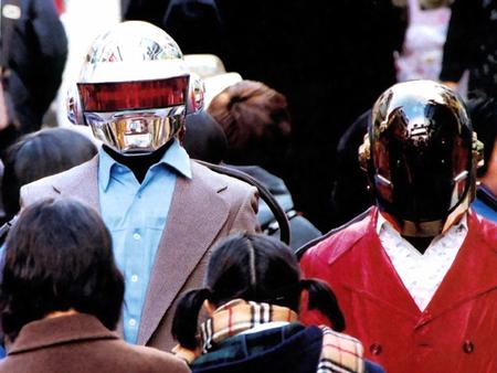 Daft Punk трудятся надновым альбомом. Изображение № 1.