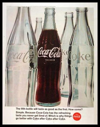 Изображение 77. Coca-cola – История бренда, история рекламы.. Изображение № 77.