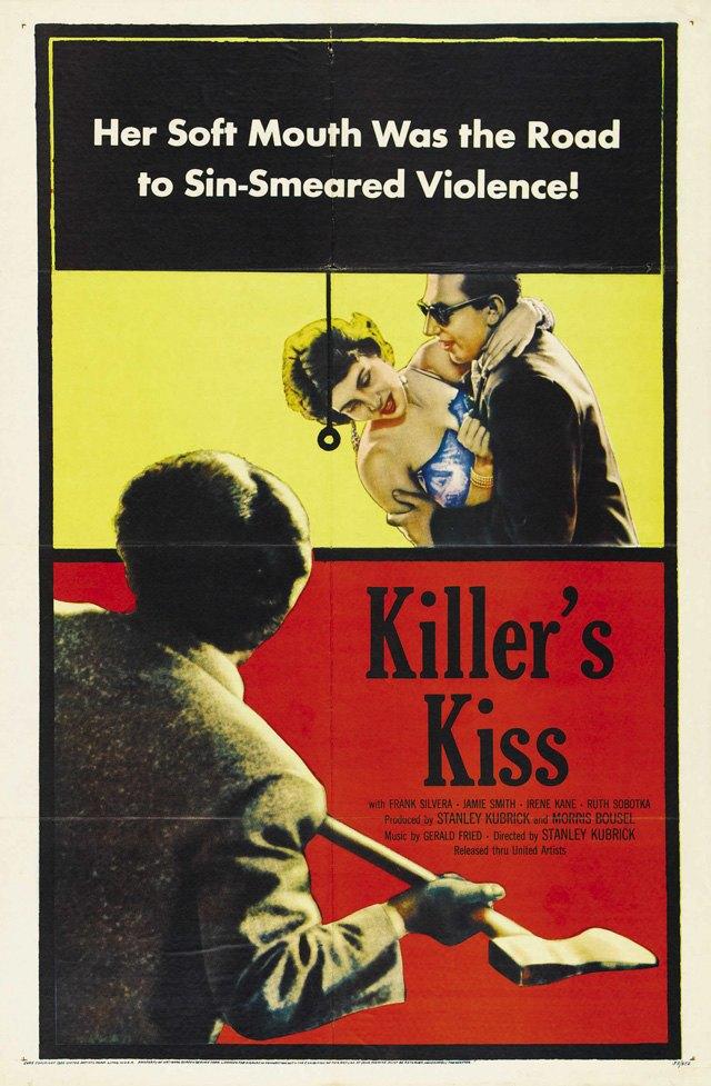Постер к фильму «Поцелуй убийцы». Изображение № 16.