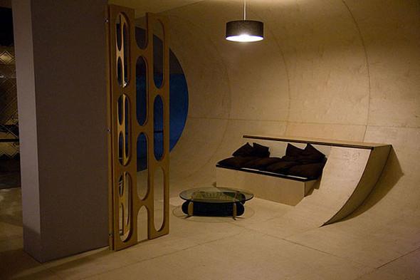 Первый скейтборд дом в мире. Изображение № 7.